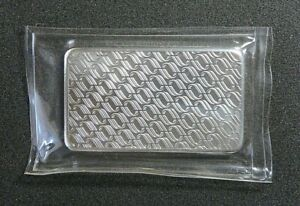 10 oz. SILVER bar by OPM /// 999 pure