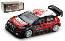 Spark S5961 Citroen C3 WRC #11 Monte Carlo 2018 - Craig Breen 1/43 Scale