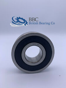 """MJ1-2RS, RMS8-2RS Imperial Ball Bearing 1 X 2-1/2 X 3/4"""" MJ12RS"""