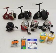 Fishing Reel & Bait Lot: DAM 440 & 550; Shakespeare 520 Olympic; Authentic 33 +