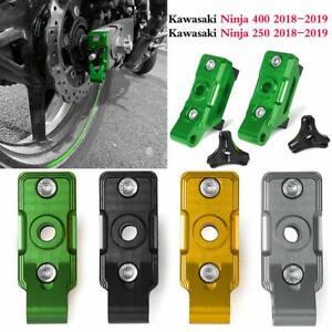 Catena rear axle spindle block adjusting chain for kawasaki ninja 400 250