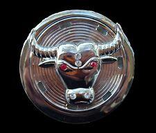 Bull Head Spinner Belt Buckle Cowboys Spinners Bulls Head Boucle de Ceinture