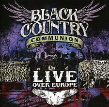 Black Country Communion - Live Over Europe [New CD]