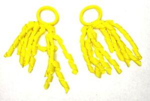 Pack of 2 School Hair Streamer Hair Bobbles Girls Hair Accessories Ponios