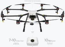 New DJI AGRAS MG-1 Agricultural pesticide fertilizer Spraying drone 10KG Mist