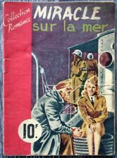 Editions Fournier Le Miracle sur la mer Collection Romance ca. 1945