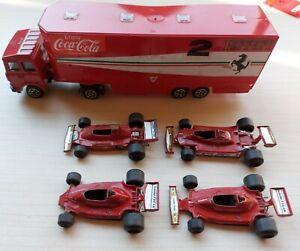 Camion Trasportare F1 Ferrari