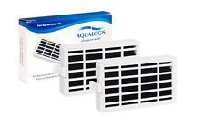 2x Antibac-Air Filtre pour Bauknecht Réfrigérateur Congélateur ANT002