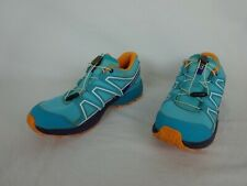 Salomon Speedcross Junior ~ 401305 ~  Blue Curacao ~ Size 5