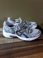Asics Gel Impression 3 Women's Running Shoes  silver Sz 8.5  T0J7N GUC 🙂