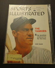Sports Illustrated July 22, 1957 Hank Bauer Yankees, Stanislav Jungwirth Jul '57