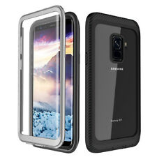 Full Body Clear TPU Case for Samsung Galaxy S9 SM-G960 with Screen Protector