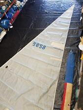 Yacht sail used 2nd hand GENOA #NOM-001 Luff 9.40 Leech 4.80 Foot 4.7 SQM 21.63
