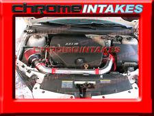 NEW 06 07 08 09 CHEVY MALIBU/PONTAIC G6 3.9 3.9L V6 FULL AIR INTAKE KIT RED