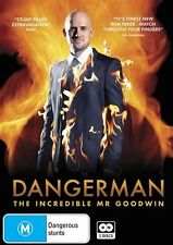 Danger-Man - The Incredible Mr. Goodwin (DVD, 2013, 2-Disc Set)