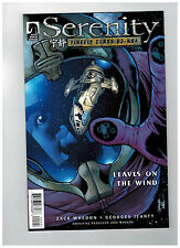 SERENITY: FIREFLY CLASS 03-K64 - LEAVES ON THE WIND #2  Jeanty / 2014 Dark Horse