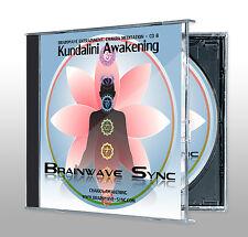 CHAKRA Meditation KUNDALINI AWAKENING the ENERGY CD New