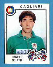 CALCIATORI PANINI 1982-83 Figurina-Sticker n. 53 - GOLETTI - CAGLIARI -New