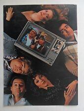 1982 Full Photo Page Celebrity Magazine Clipping ~ Cast of SCTV Second City TV