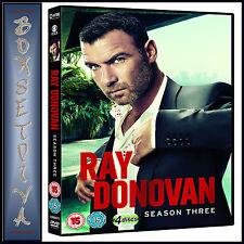 RAY DONOVAN - COMPLETE SEASON 3 *BRAND NEW DVD***
