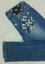 $109 Miss Me style (JV8282S) Skinny Jeans size 24×30 NWOTags