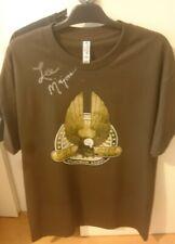 "T-shirt ""Fall guy"" signé par Lee Majors"
