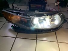 2009-2014 ACURA TSX RIGHT RH PASSENGER SIDE HID XENON COMPLETE HEADLIGHT TESTED
