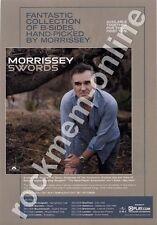 Morrissey The Smiths Swords LP Tour Advert