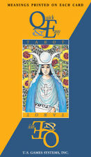 Quick & Easy Tarot - Universal Tarot Deck with Meanings on Cards for Beginners