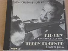 Kid Ory & teddy Buckner-La Nouvelle Orleans Jubilee