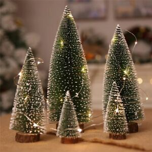 Christmas Tree arbol de navidad New Year's Mini Christmas Tree