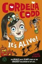 It's Alive!: Book 3 (Cordelia Codd), O'Brien, Claire, Used Excellent Book
