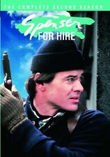 SPENSER FOR HIRE COMPLETE SECOND SEASON 2 New Sealed 5 DVD Set