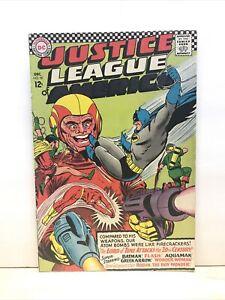 Justice League of America #50 (Dec 1966, DC) Silver Age VF-