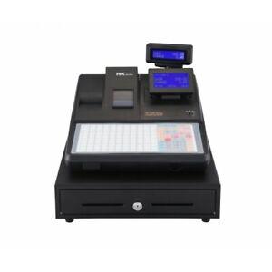 """HK SYSTEMS HK-7200 160 Flat keys CASH REGISTER """"Brand New"""""""