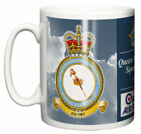 RAF Queen's Colour Squadron Ceramic Mug, Northolt Base Station