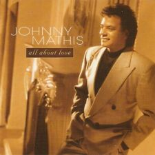 Johnny Mathis - All About Love (CD 1996)