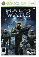 Xbox 360 - Halo Wars **New & Sealed** Official UK Stock - Xbox One Compatible