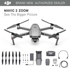 DJI Mavic 2 Zoom-Zoom Óptico 2x video FHD - -! totalmente Nuevo!