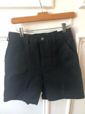 Women's NWT PATAGONIA Long Stand Up Shorts-Black-Size 10