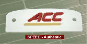 FSU FLORIDA STATE SEMINOLES - 3D BUMPERS Football Helmet Decals Stickers ACC NEW