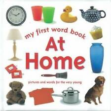 My First Word Book -  At Home - Pictures & Words for the Very Young BoardBook