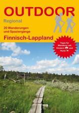 Outdoor Reiseführer - 20 Wanderungen Finnisch-Lappland