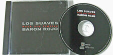 Los Suaves Barón Rojo Rock sin límites - CD música disco cd-rom rock metal