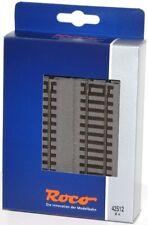 42512 Roco binario recto G medio mm 115 con lastre y Traverse de madera
