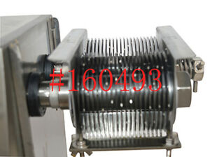 """Meat Slicer Accessories:3mm(0.11"""")Knife Set Used for QX Type Meat Slicer New"""