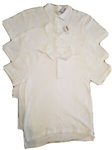 The Childrens Place Polo White set of 3, NWY