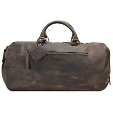 Greenburry Vintage Revival Vol. 2 Travel Bag Leather 52 cm (charcoal)