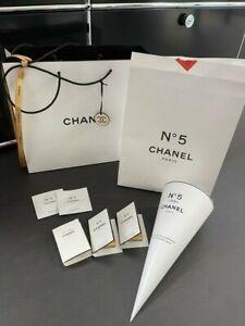 Chanel No 5 factory Mystery, neu u. ungenutzt, limited Edition, mit extra Proben