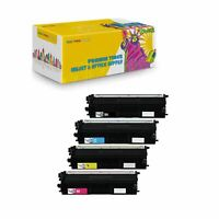 (B+CMY) Compatible TN436BK CMY Toner Cartridge for Brother TN-436 HL-L8260CDW